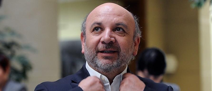 Diputado Juan Luis Castro (PS) |Pablo Ovalle |Agencia UNO