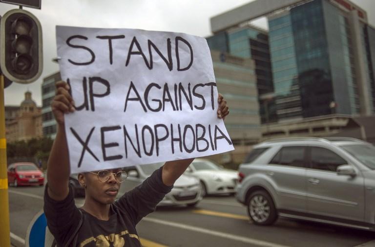 MUJAHID SAFODIEN / AFP