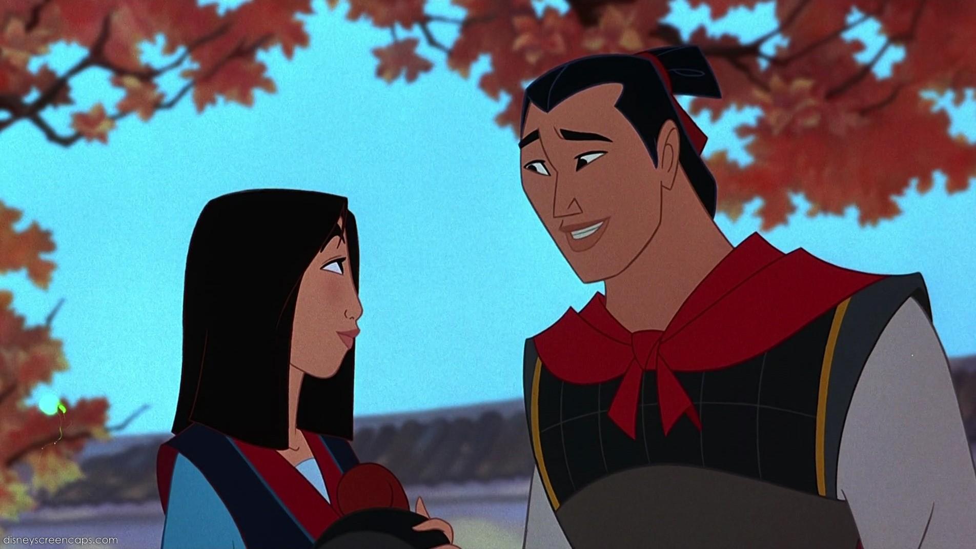 Mulan y Shang | Disney