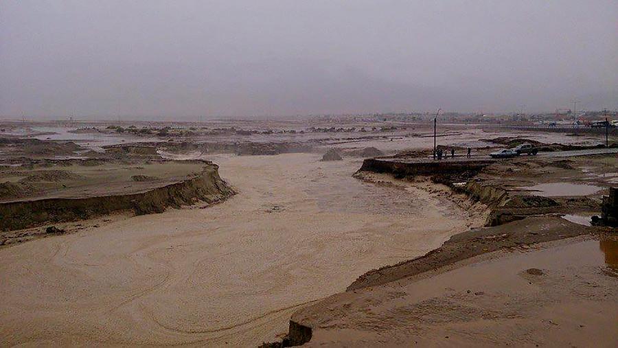 Río Salado,Chañaral |Rojas Zamora |Agencia UNO