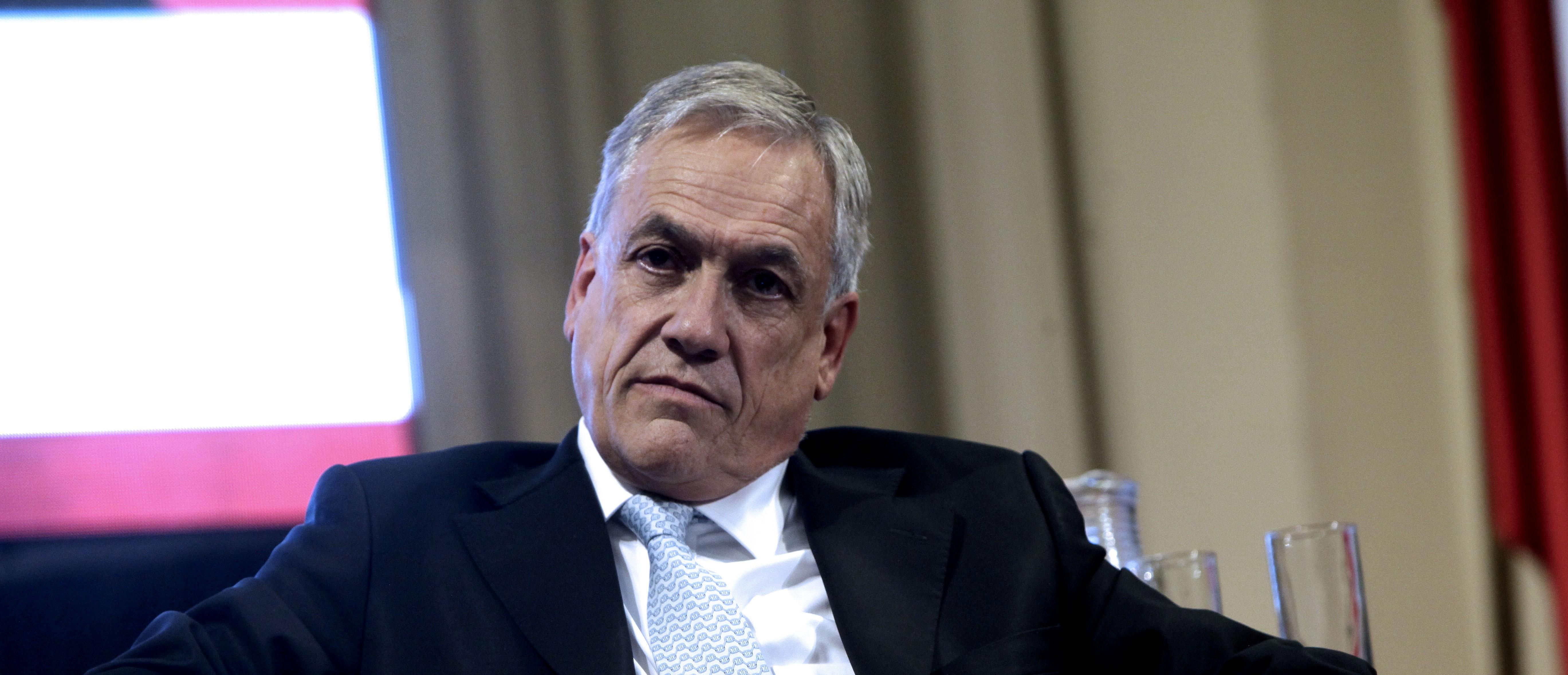 Sebastián Piñera |Maribel Fornerod |Agencia UNO