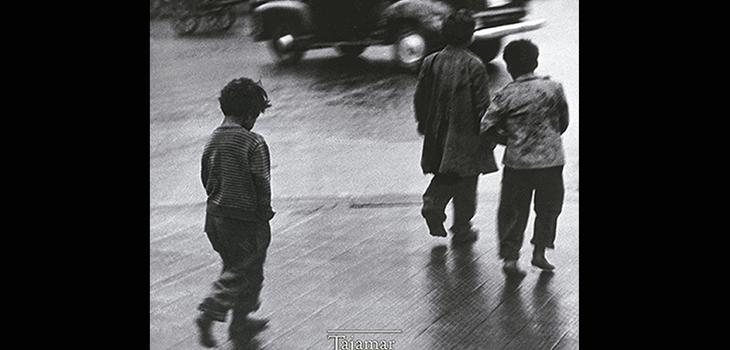 Detalle de la portada, Ediciones Tajamar (c)