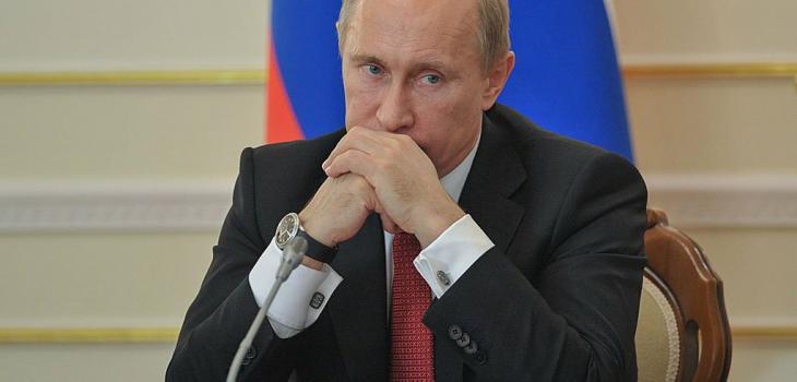 ARCHIVO | Vladimir Putin | Kremlin (c)