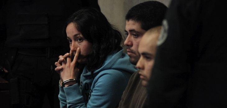 Los presuntos autores de los atentados explosivos   Archivo / Agencia UNO