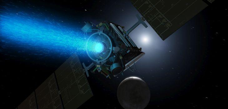 Concepto artístico de Dawn   NASA