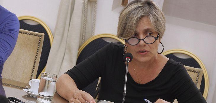 La directora del INDH, Lorena Fríes   Archivo / Agencia UNO