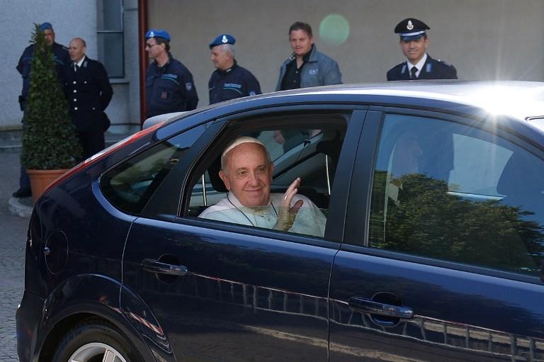 Alberto Pizzoli   AFP