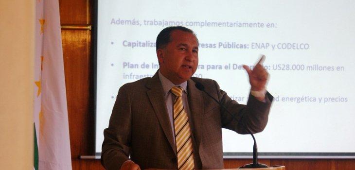 Egon Montecinos   Intendencia Región de Los Ríos