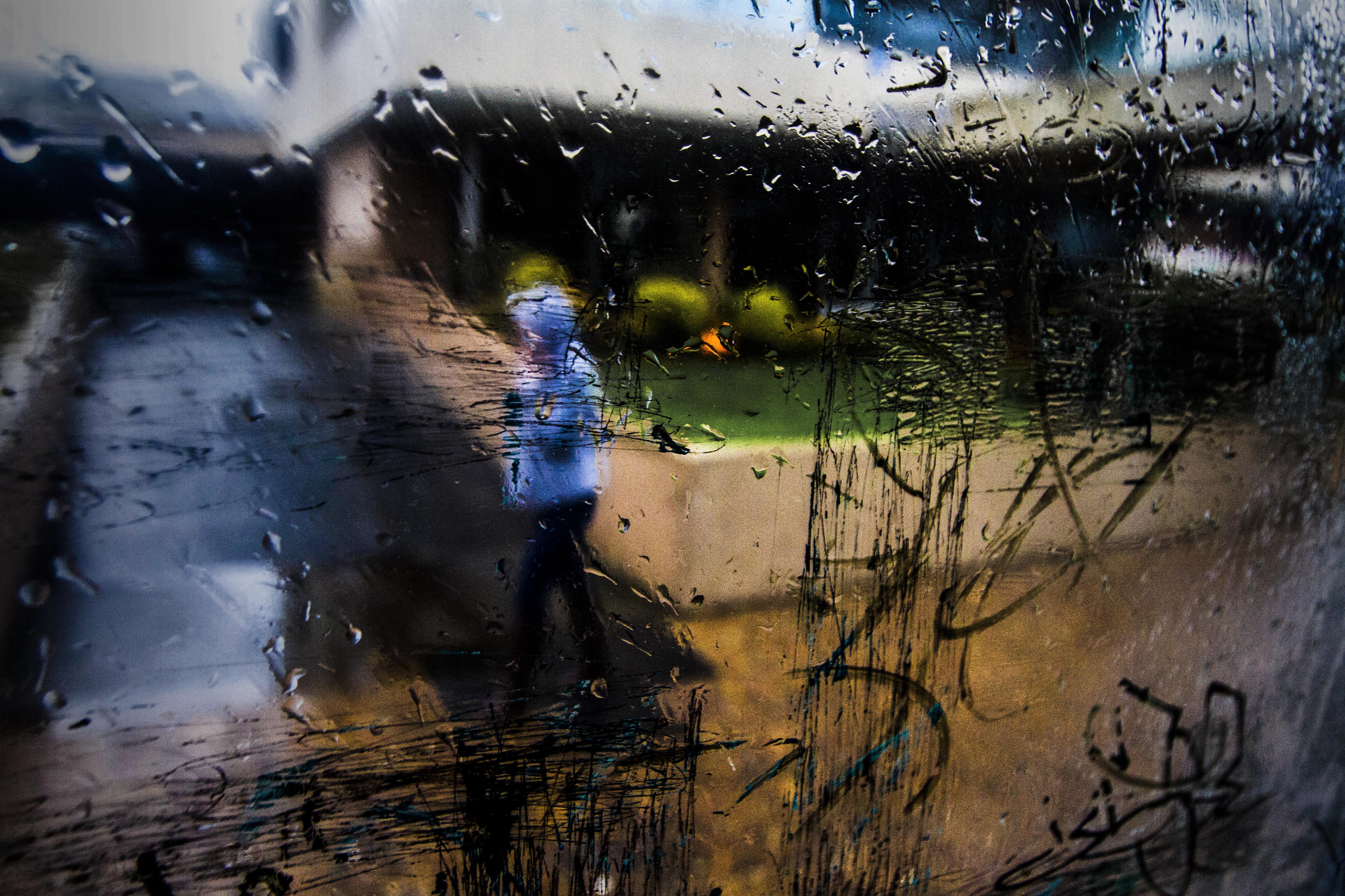 Lluvia en Temuco   David Cortes   Agencia UNO