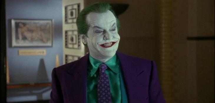 Jack Nicholson como el Joker | Warner Bros.