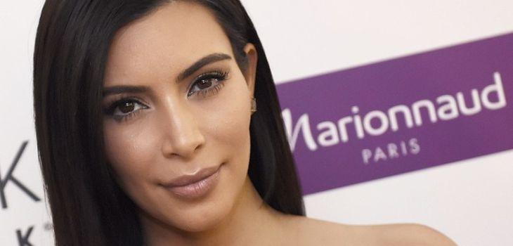 Kim Kardashian, estrella de reality en EEUU | AFP