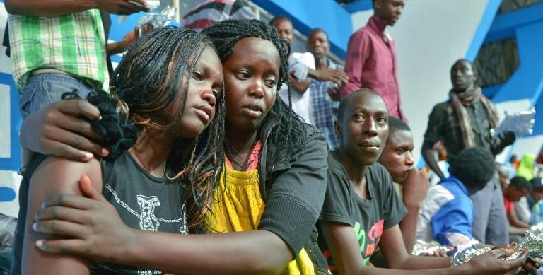 Tony Karumba   AFP