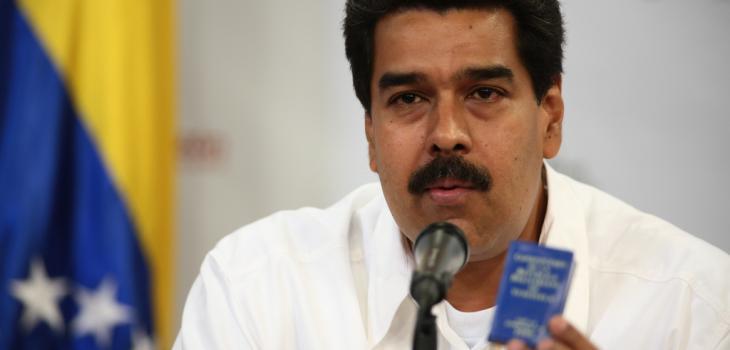 Nicolás Maduro   ARCHIVO   Agencia AFP