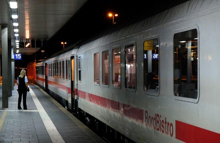 Paro de trenes en Alemania | Patrik Stollarz | AFP