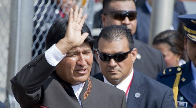 Evo Morales | Pablo Porciuncula | AFP