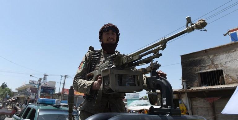 AFP   Shah Marai
