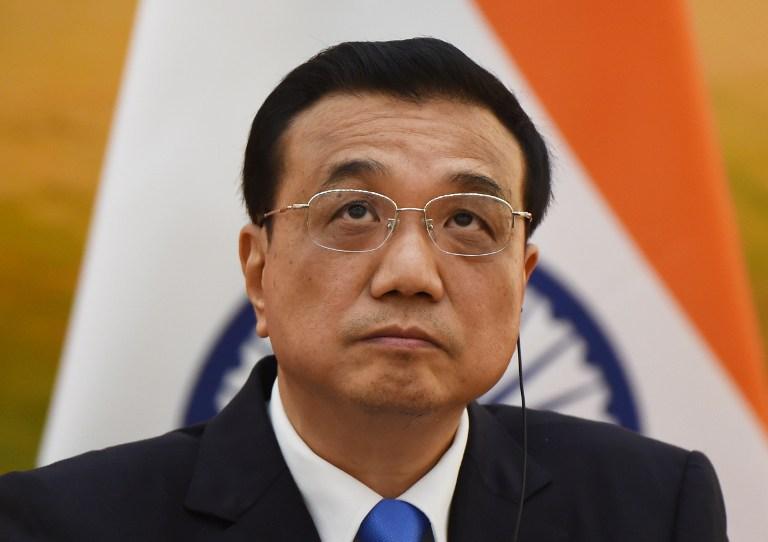 Li Keqiang | AFP