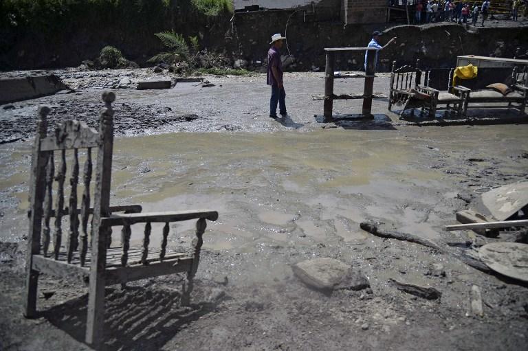 Deslizamientos de tierra en Colombia   Raul Arboleda   AFP