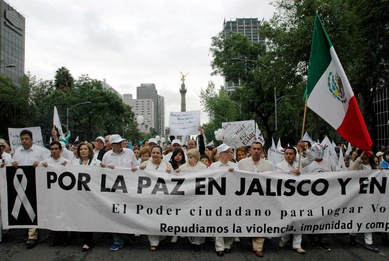 JOSE LUIS SALMERON | AFP PHOTO