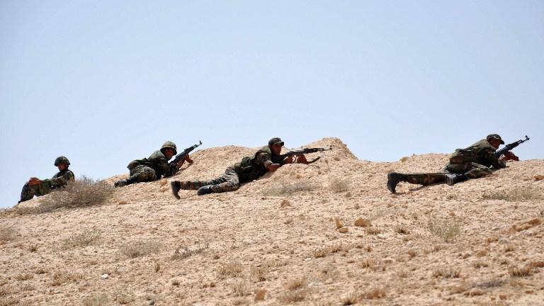 Palmira | STR | AFP