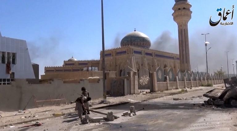 Aamaq News vía Youtube | AFP