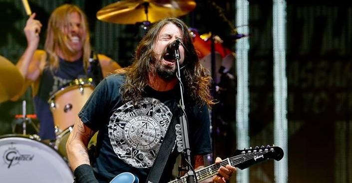 Foo Fighters / Facebook