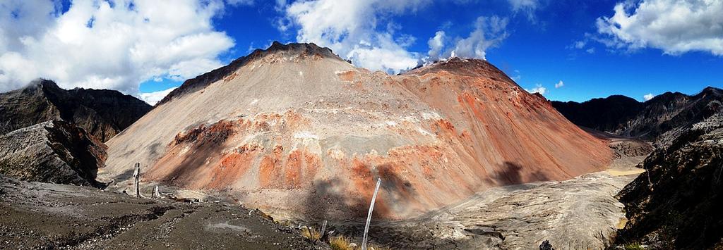 Volcán Chaitén | Sernageomin