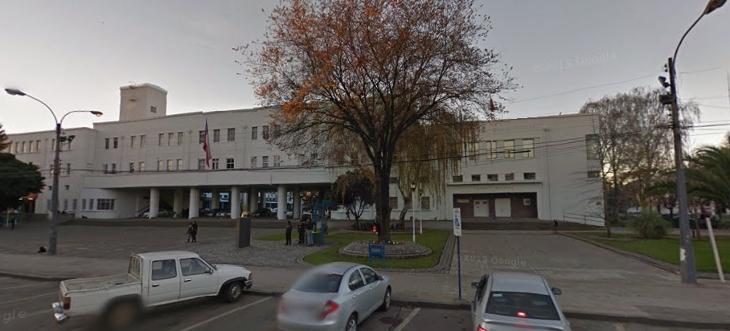 Corte de Apelaciones de Chillán | Google Street View