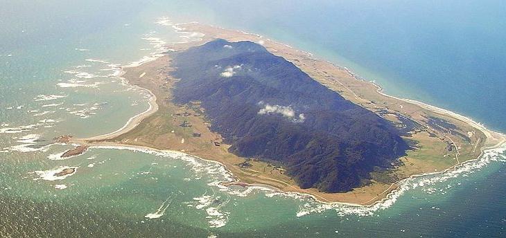 Isla Mocha |Archivo |BBCL
