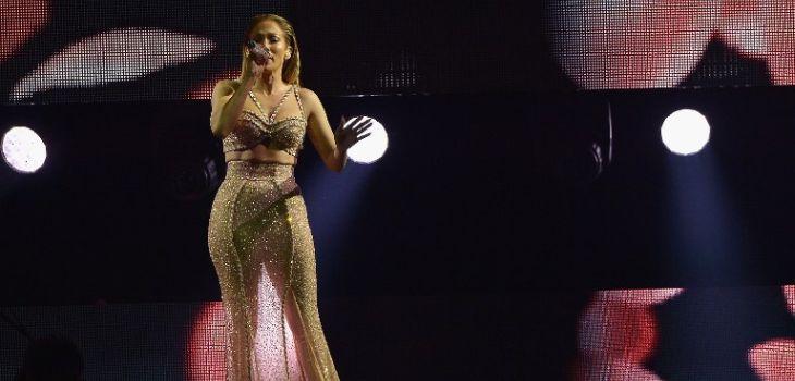 JLo homenajeando a Selena en los Latin Billboard | Rodrigo Varela / Getty Images / AFP