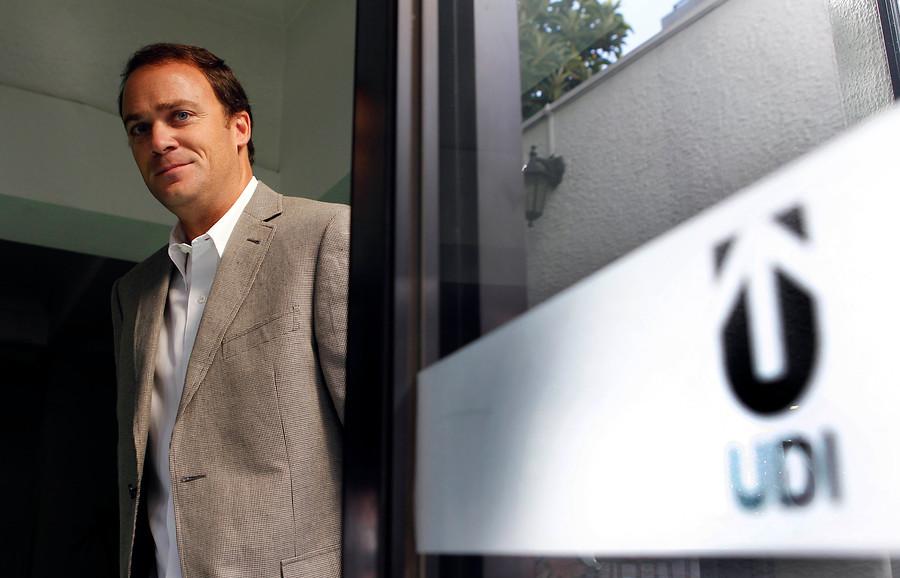 ARCHIVO   Felipe Ward   Agencia UNO