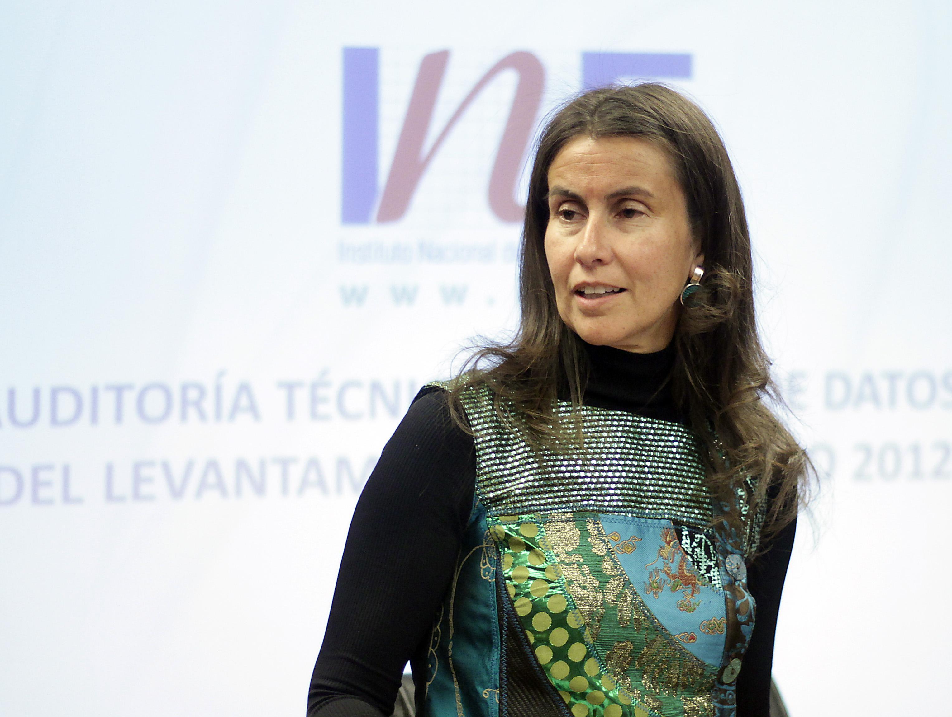 Ximena Clark (Agencia UNO)