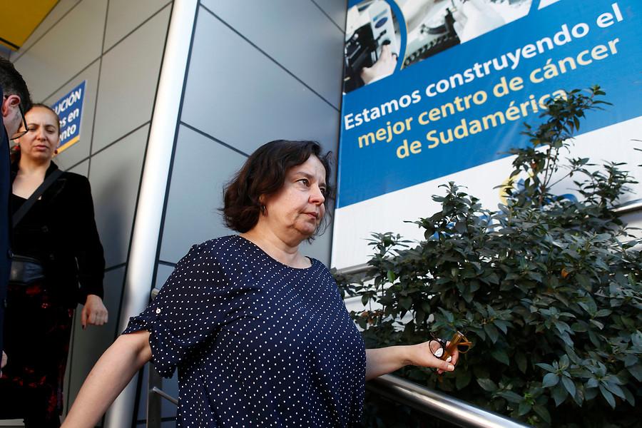 Claudia Barattini | Sebastián Rodríguez | Agencia UNO