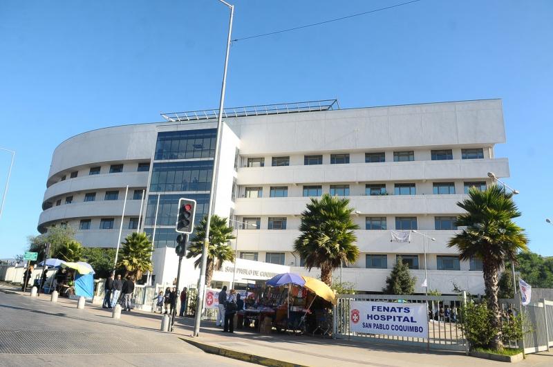 Hospital San Pablo de Coquimbo | Diario El Día