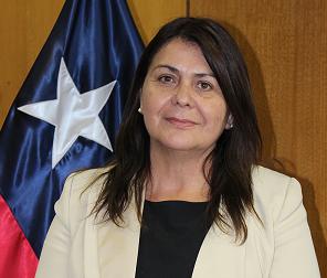Graciela Salazar   Gobernación San Antonio