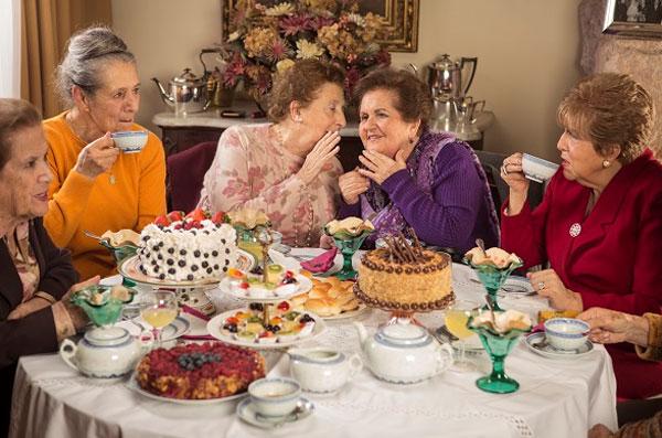 Hora del té (C)