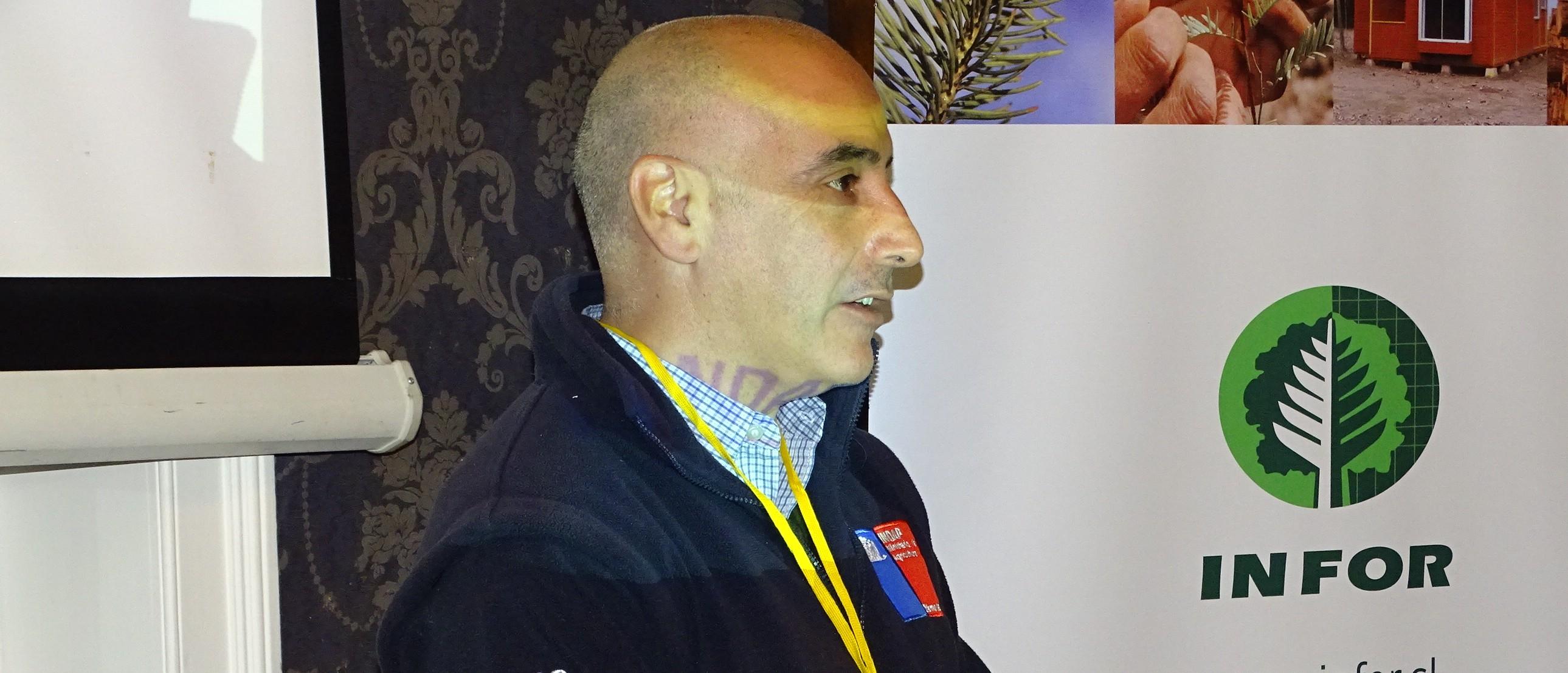 Jorge Sánchez   Indap Región de Los Ríos