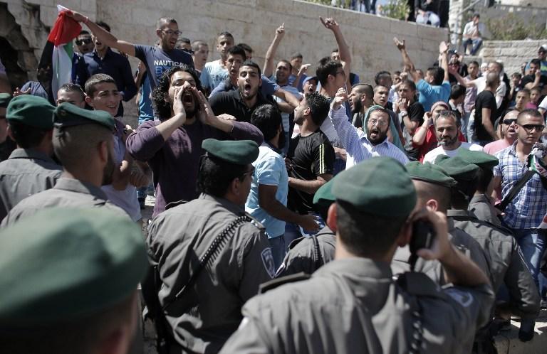 AHMAD GHARABLI | AFP