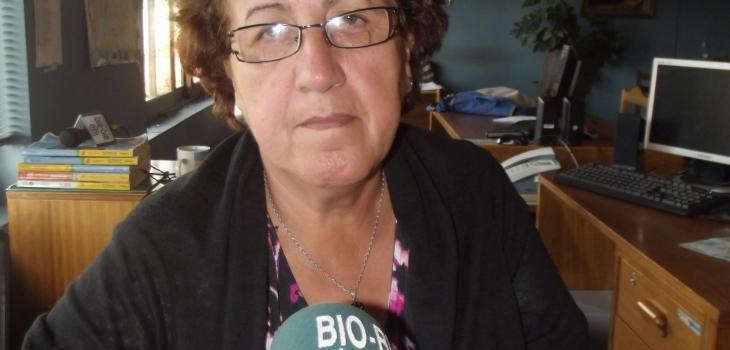 ARCHIVO | Nelly Cárcamo | Unión de Ex Presos Políticos