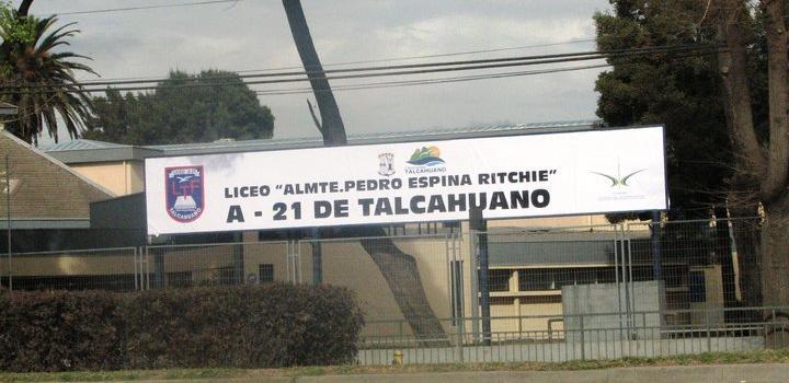 Liceo A-21 Talcahuano | Facebook
