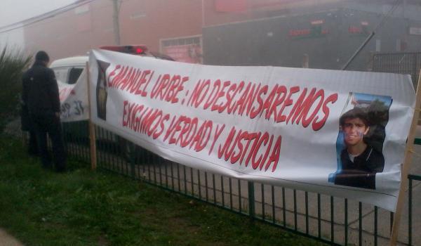 Manifestación | Carlos López (RBB)