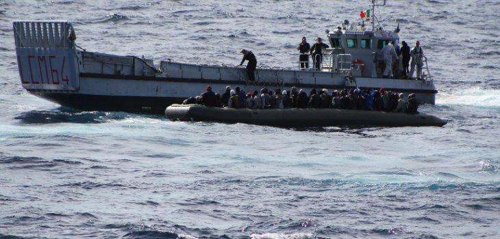 Archivo | Marina Italiana | AFP