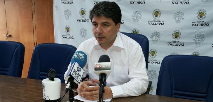 Omar Sabat   Presidente Asociación de Municipios Los Ríos