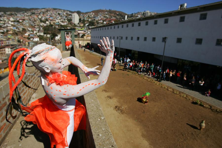 Foto Referencial |Parque Cultural |Agencia UNO