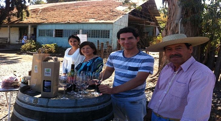 Ramal Talca-Bastías. Foto. BIOBIOCHILE.CL