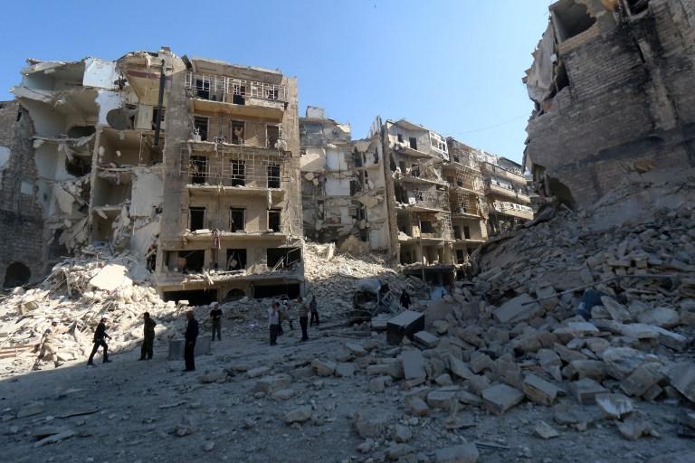 ZEIN AL-RIFAI / AMC / AFP