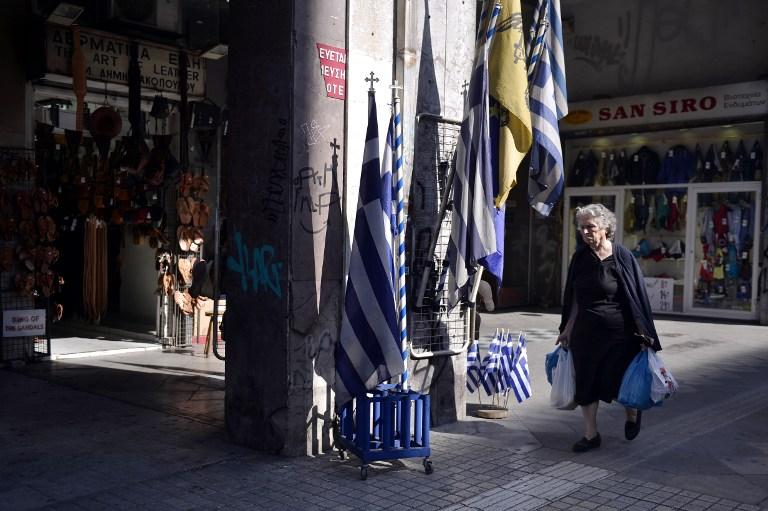 ARCHIVO | Louisa Gouliamaki | AFP