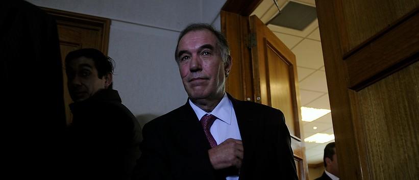 Senador Jaime Orpis (UDI) | Pablo Ovalle | Agencia UNO