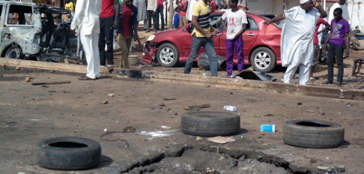 Archivo   Atentado en Nigeria   AFP