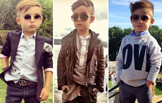 Es Bueno Transformar A Niños Pequeños En íconos De La Moda